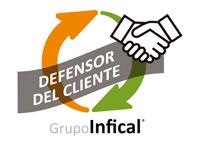 Logotipo del Defensor del Cliente de Grupo INFICAL