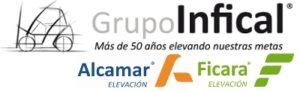 Logo de Grupo Infical